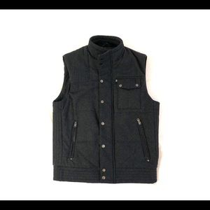 Marc Anthony Gray Wool Vest